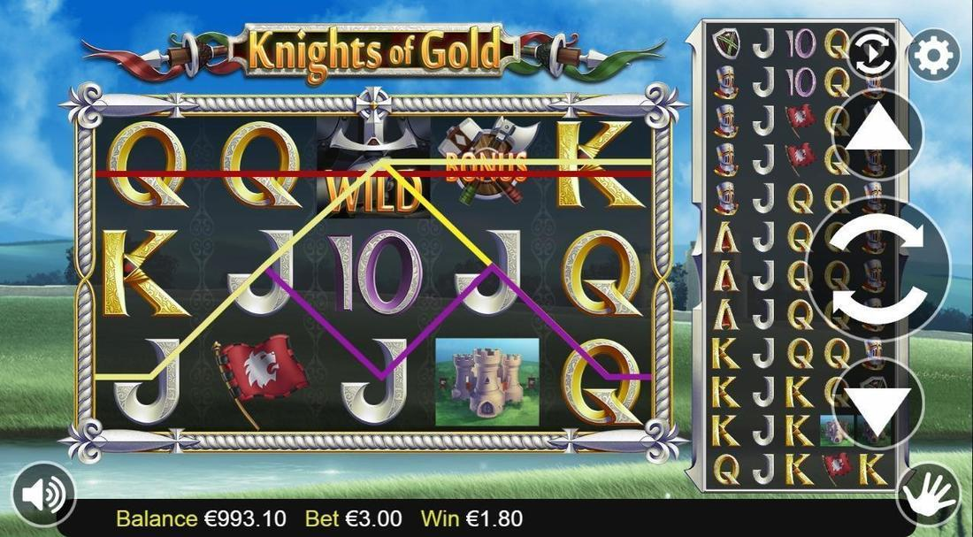 Жизнь knights рыцари игровой автомат промокод